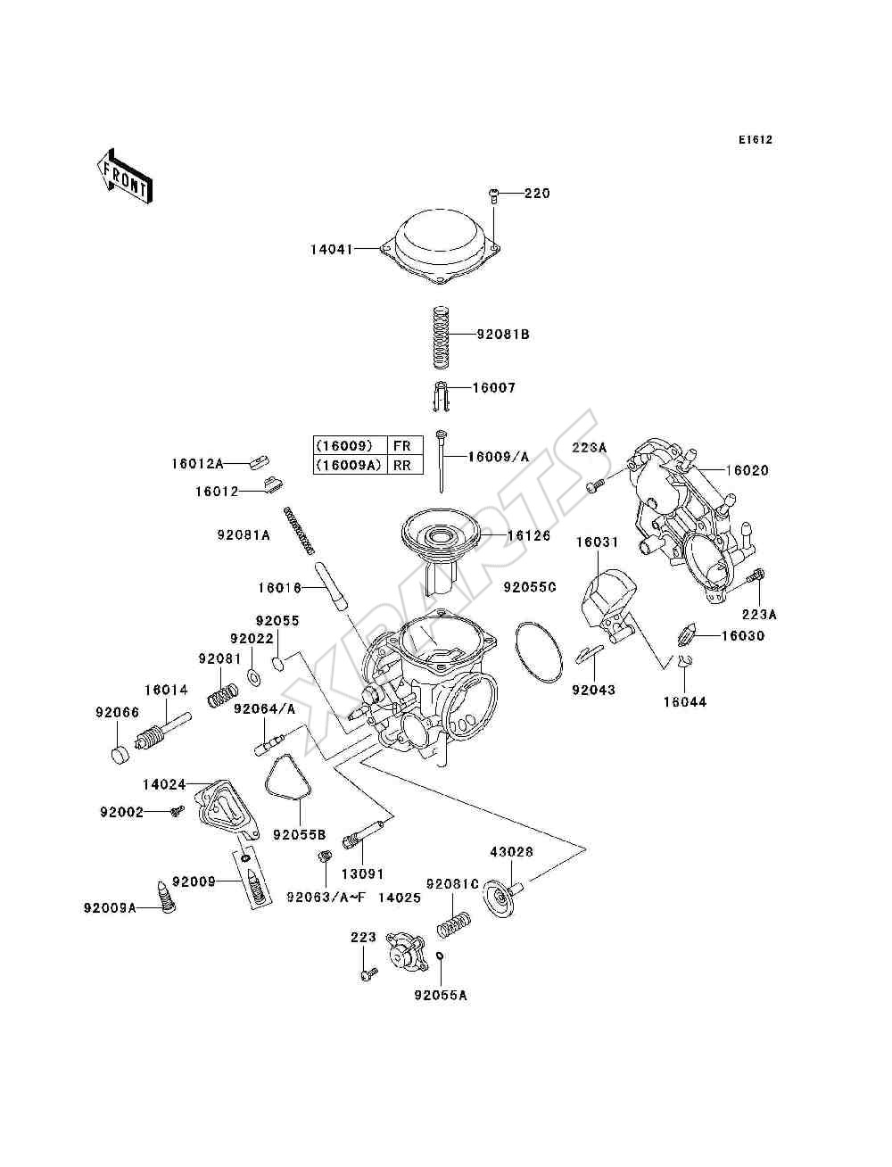2004 Vulcan 750 Vn750 A20 Headlight Wiring Diagram Picture For Category Carburetor Parts Chassis Electrical Equipment