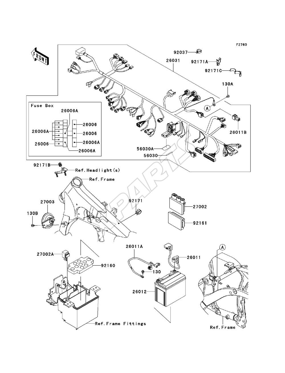 2012 Kawasaki Klr650 Wiring Diagram Library Engine Vulcan 900 Custom Trusted 1997 Chevy 1500 Brake Schematic