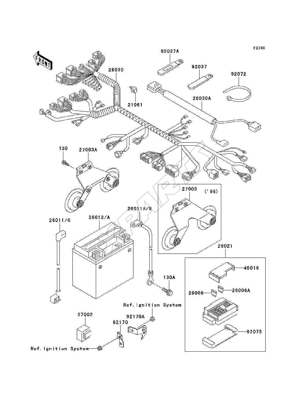 1997 vulcan wiring diagram wiring library Kawasaki Vulcan 1600 Classic Forum chassis electrical equipment