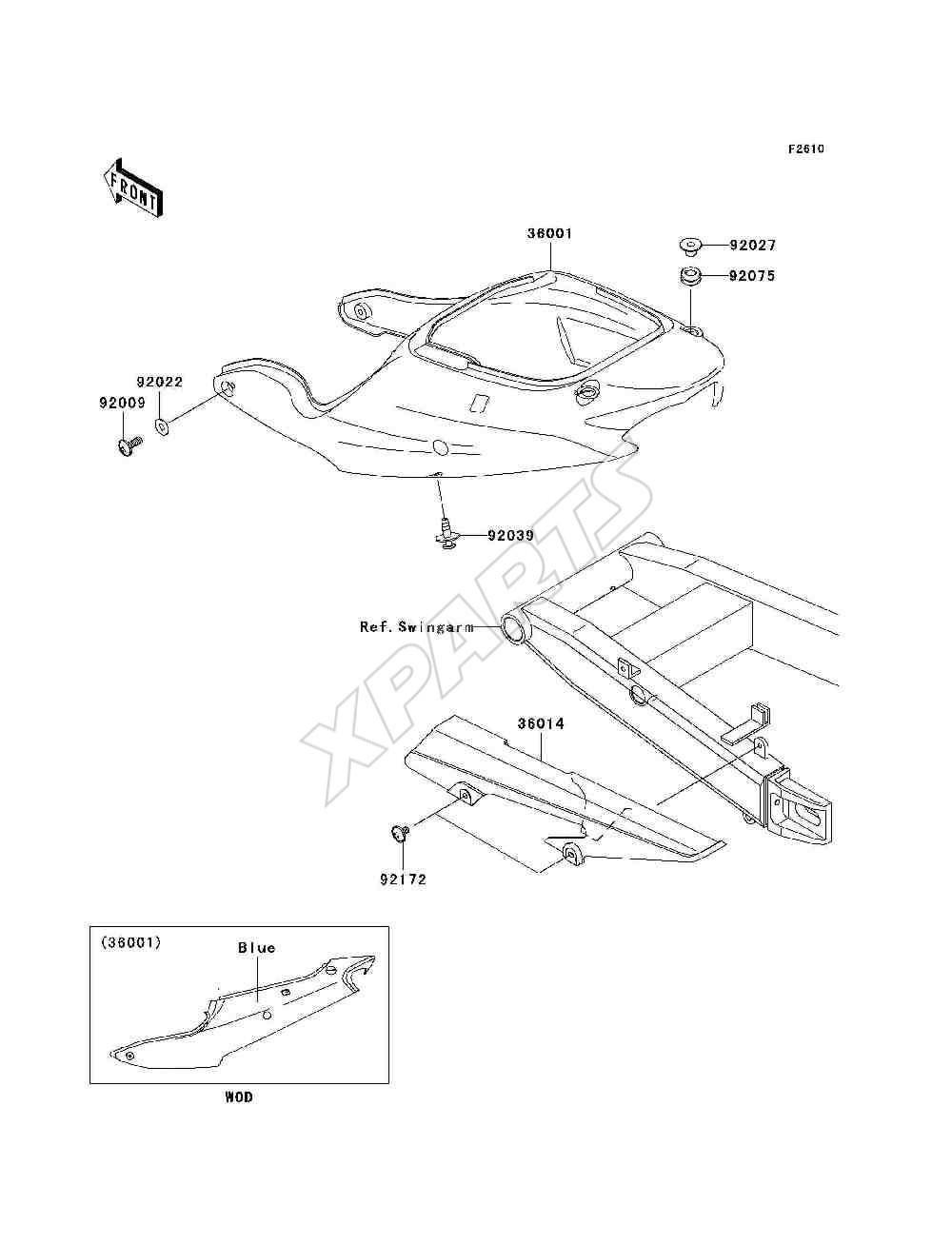 Wiring Diagram Zx600 J4 Page 3 And Schematics