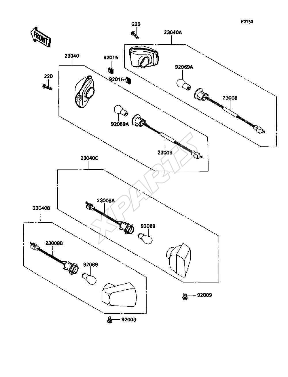 kawasaki zx11 wiring diagram kawasaki zx elsavadorla