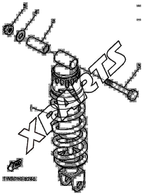 yamaha fzr 400 fra 1988  u2013 originale reservedele fra xparts dk