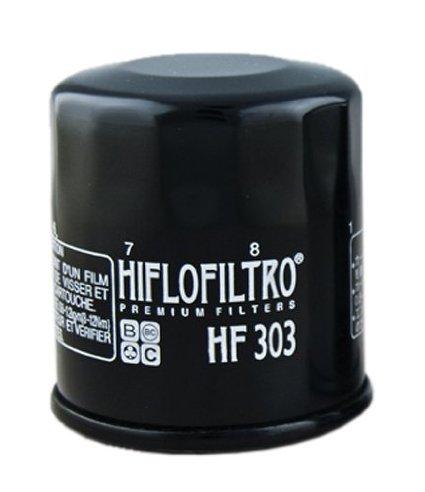 Bild von OIL FILTER HIFLO PREMIUM HF303ALT. NO 7620388